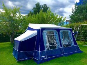 Camp-let Concorde SE, Trailer Tent , Folding Camper, 2013, Very Good Condition