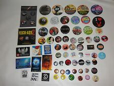 SDCC MOVIE TV VIDEO GAME Promo PIN Huge Lot Comic-con 75 Pins
