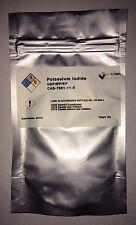 Yoduro De Potasio Grado Pharma (USP/BP/EP) 50g