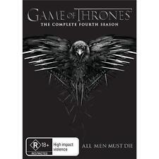 GAME OF THRONES : Season 4 : NEW DVD