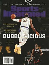Sports Illustrated 2020 Los Angeles Lakers Commemorative Issue  LeBron James NEW
