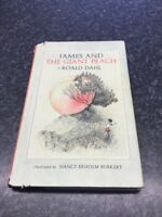 James And The Giant Peach Roald Dahl 1972 Alfred Knopf Borzoi
