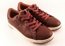 Mens Casual Shoes Size 9.5 Perry Ellis Shoes Brown Sneakers For Everyday Men
