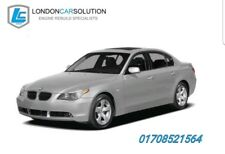 BMW 520D E60 2007-2011 N47D20A/C - Engine Supplied & Fitted