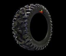 Set of (2) 25-8-12 & (2) 25-10-12 GBC Dirt Commander 8 ply pr ATV UTV Tires