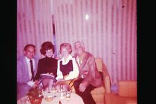 Org Photo Slide 1972 Party family Sexy Women clothes Dress Hair Style Beehive