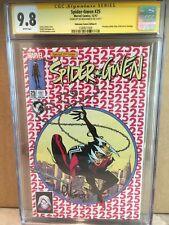 Spider-Gwen 25 Unknown Comics Variant B CGC 9.8 SS
