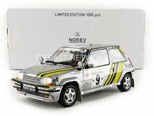 NOREV - 1/18 - RENAULT 5 GT TURBO - RALLYE DE COTE IVOIRE 1989 - 185198