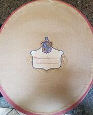 vintage Hat Box Adam 1946