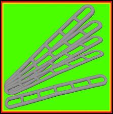 20 Leiter Abspannelement  6 Loch 6 tlg. Zeltspanner Vorzelt Gummi Camping Hering