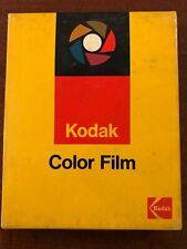 Kodak  Ektachrome 6116 type B professional film 4x5 in - 10,2 x 12,7 cm