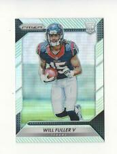 2016 Panini Prizm #268 Will Fuller RC Rookie Texans