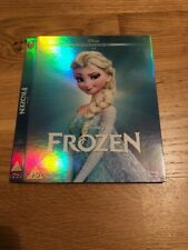 **Frozen - Sleeve ONLY (NO Blu-Ray) - Disney O-Ring slip case**