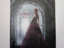 Gothic Kalender, Ana Cruz, Gothic Art 2012