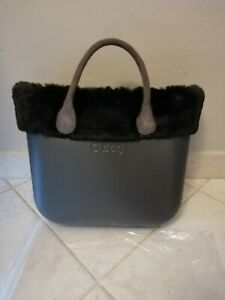 bordi pelliccia o bag originali nuovi per o bag standard e urban