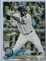 2018 Topps update baseball Photo Variation SSP Franmil Reyes RC