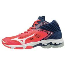 Mizuno Wave Lightning Z5 Mid Cut Mens Size Unisex Shoes Fits Womens