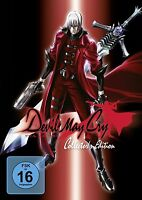 DEVIL MAY CRY (COLLECTOR'S EDITION) 3 DVD NEU