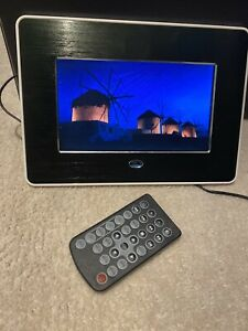 Digital Photo Frame - Used - Working - With Remote