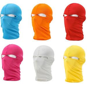 Snow Hiking Balaclava Headgear Soft Face Mask Neck Gaiter Bandana Scarf Unisex