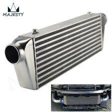 "Front Mount Bar&Plate Intercooler 500*180*64 In/Outlet 2.25"" Universal 32PSI"