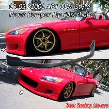 TR Style Front Bumper Lip (Urethane) Fits 00-03 Honda S2000 AP1