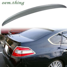 PAINTED For NISSAN TEANA J32 Sedan Trunk Spoiler OE Type ABS 2009-2012
