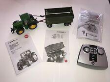 Siku john deere tractor 6753 and trailer 6781 remote control