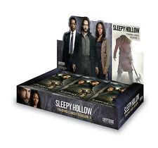 Cryptozoic 2015 Sleepy Hollow Season 1 Sealed Trading Card Box Autograph Costume