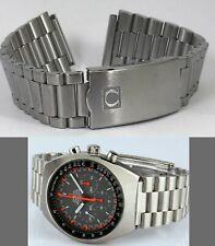OMEGA Speedmaster MARK II Stainless Steel Deployment Bracelet, Marked: 1162/173