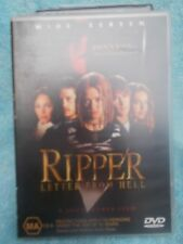 RIPPER LETTER FROM HELL BRUCE PAYNE,A.J.COLE MA R4 DVD