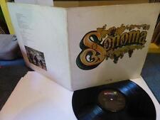 SONOMA - SONOMA , DUNHILL 1973 , VG/EX ,LP