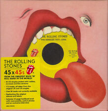 The Rolling Stones  – The Singles 1971-2006; 45-CD Singles Box Set ; New & Seal
