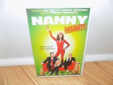 Nanny Insanity (DVD, 2009, Widescreen) BRAND NEW SEALED!!!