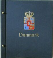 Denmark Collection in Davo Album. See Details.