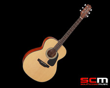 RRP$349 Takamine D1NNS NEX Grand Auditorium size Acoustic Guitar Natural Finish