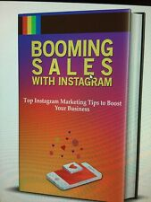 Booming Sales With Instagram
