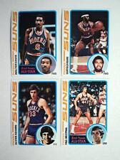 1978-79 Topps Lot 4 Phoenix Suns 120 Westphal 77 54 10    MINT