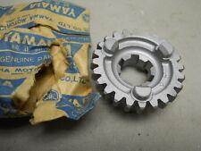 Yamaha NOS MX125, YZ100, YZ125, 5th Wheel Gear (24T), # 537-17251-01-00    yy