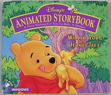Disney's Animated Storybook: Winnie the Pooh and the Honey Tree, Very Good Windo