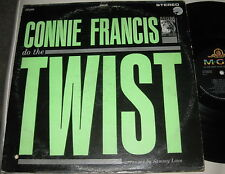 CONNIE FRANCIS - DO THE TWIST - RARE STEREO 1ST PRESS MGM SE 4022 1962