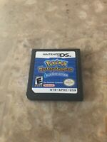 Pokemon Mystery Dungeon: Blue Rescue Team (Nintendo DS, 2006) Authentic.