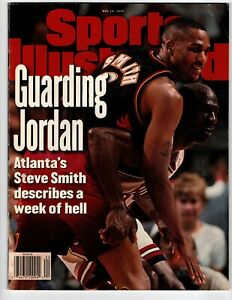 1997 Sports Illustrated GUARDING JORDAN(MICHAEL) LEROY BUTLER Free Shipping