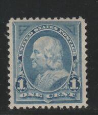 Scott #247 Mint Hinged. Catalog Value is $60.00.