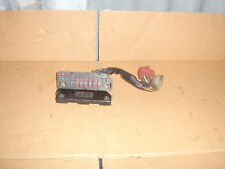 honda cbr 600 1990 fusebox+fuse's