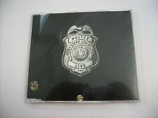 POLICE - CAN'T STAND LOSING YOU (LIVE) - CD SINGLE LIKE NEW CONDITION 1995