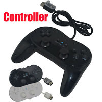 Wired Game Joystick Gamepad USB Controller for Wii First/ Second NEW AU