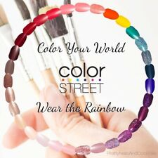 COLOR STREET Nail Strips - End of Summer Sale!! - Free Shipping!!