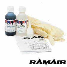 RAMAIR Foam Air Filter Cleaning Kit and Polymer Treatment Recharger Service kit