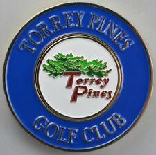 TORREY PINES Logo DOUBLE SIDED (MAGNAMARK) Ball Marker
